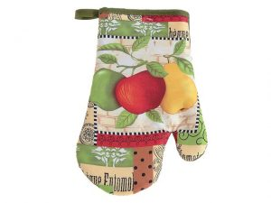 Oven Mitt - Apple Pear