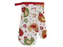 Load image into Gallery viewer, Oven Mitt 6.5x10in - Chicks