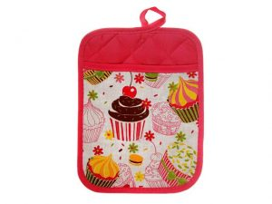 Pot Holder - Cupcakes Galore