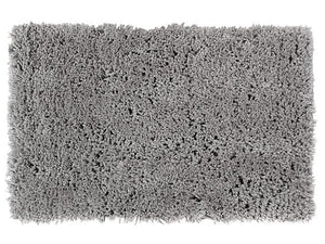 Bath Mat - Shaggy 20x32in - Grey