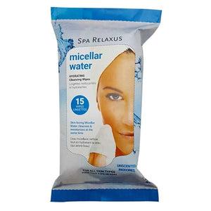Cleansing Wipes - Micellar Water