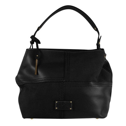 Hand Bag - Macor Black