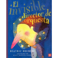 El invisible director de orquesta - Tintaleo Store