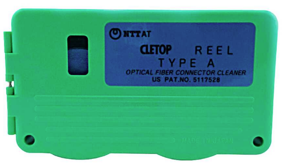 Cletop Connector Cleaner Type A (duplex)