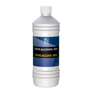 Ethyl Alcohol 96% Fles 1L