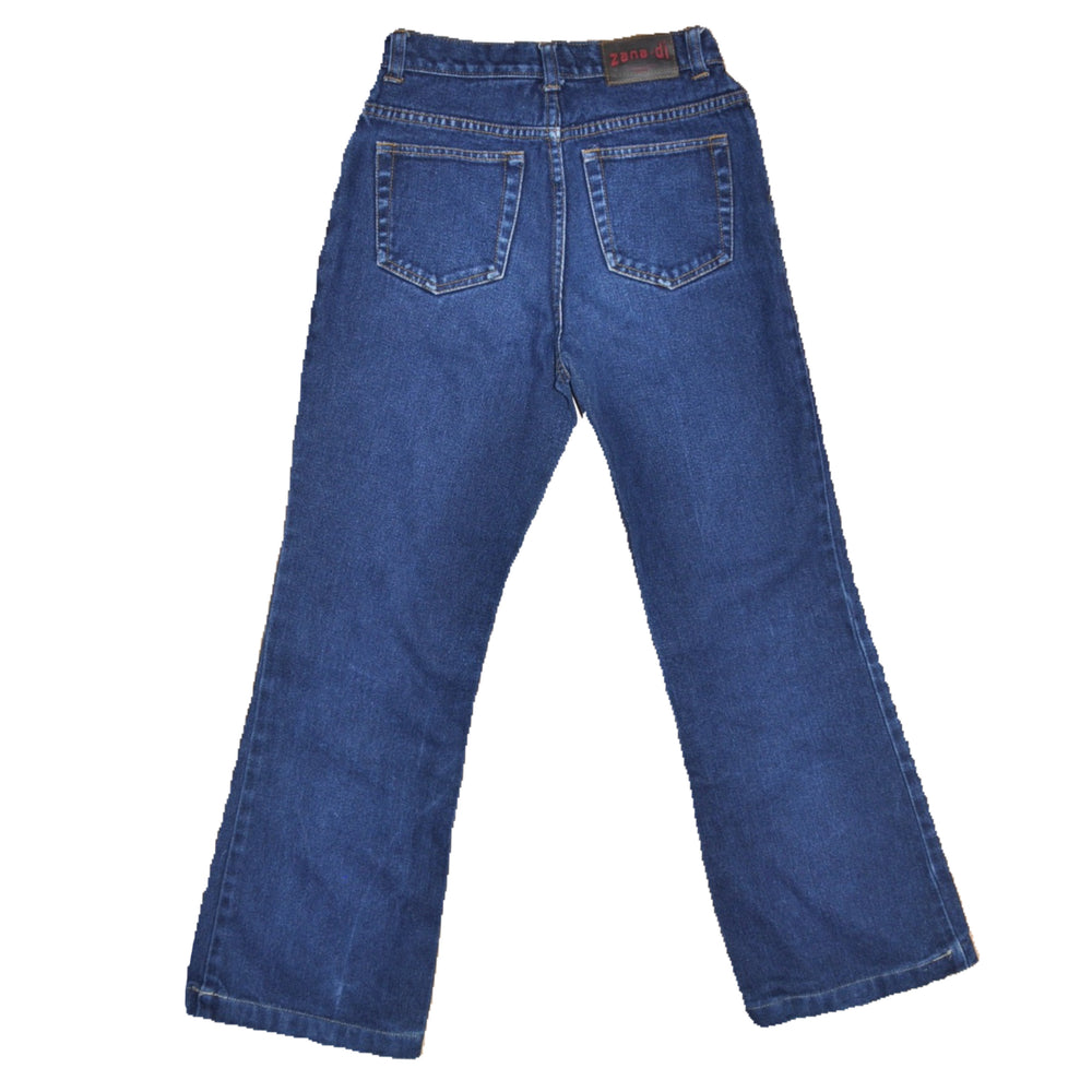 Y2K Vintage 'Slim Fit' Zana-di Bell-Bottom Jeans