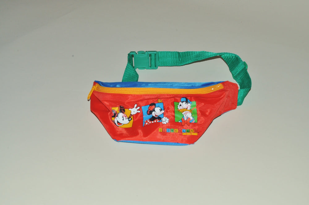 Vintage Mickey Mouse Bum Bag