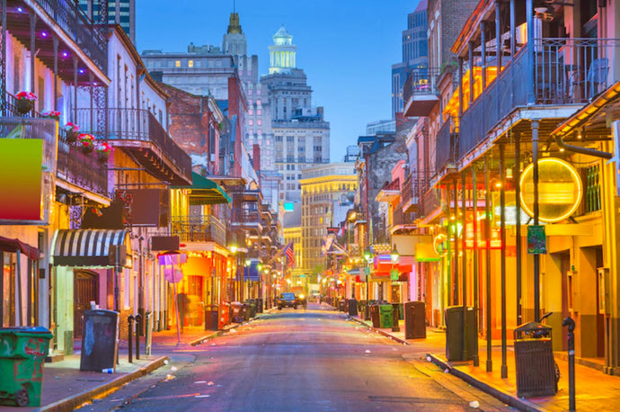 New Orleans Weekend Getaway