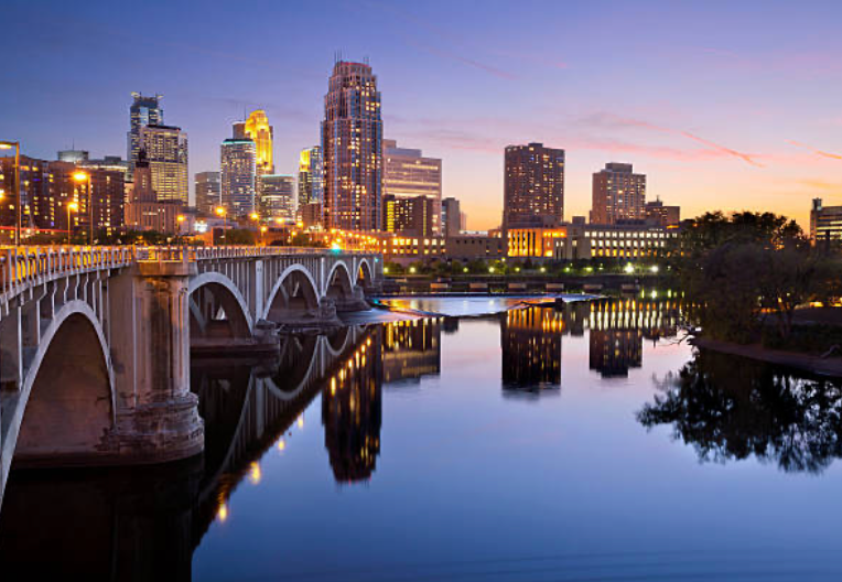 Let's talk about Minneapolis