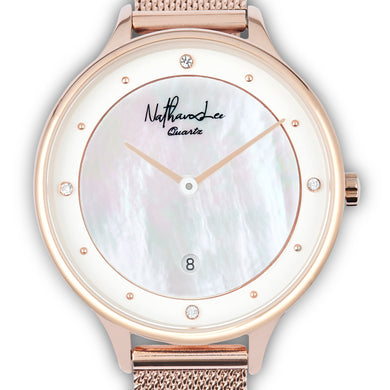 Everyday Rose Gold Women's Watch