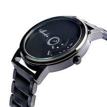 "Load image into Gallery viewer, ""Black Warrior"" Men's Fashion Watch from the Ninja Collection - Nathan Lee Online"