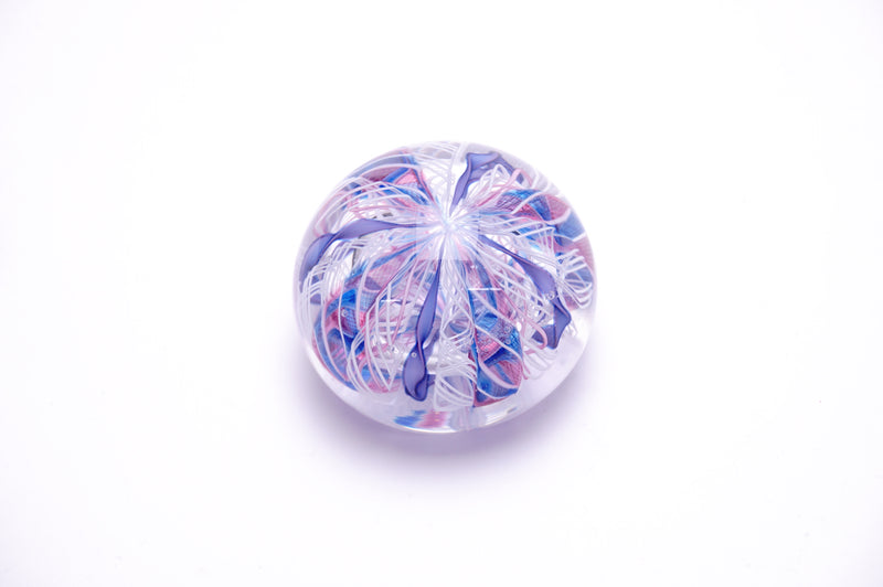「Race glass paperweight③」