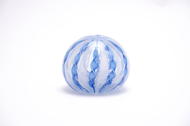 「Race glass paperweight①」