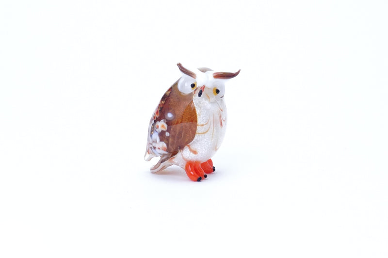 Owl Small [Amber]