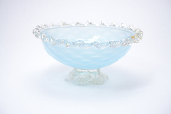 Compote Bowl[Milky Blue]