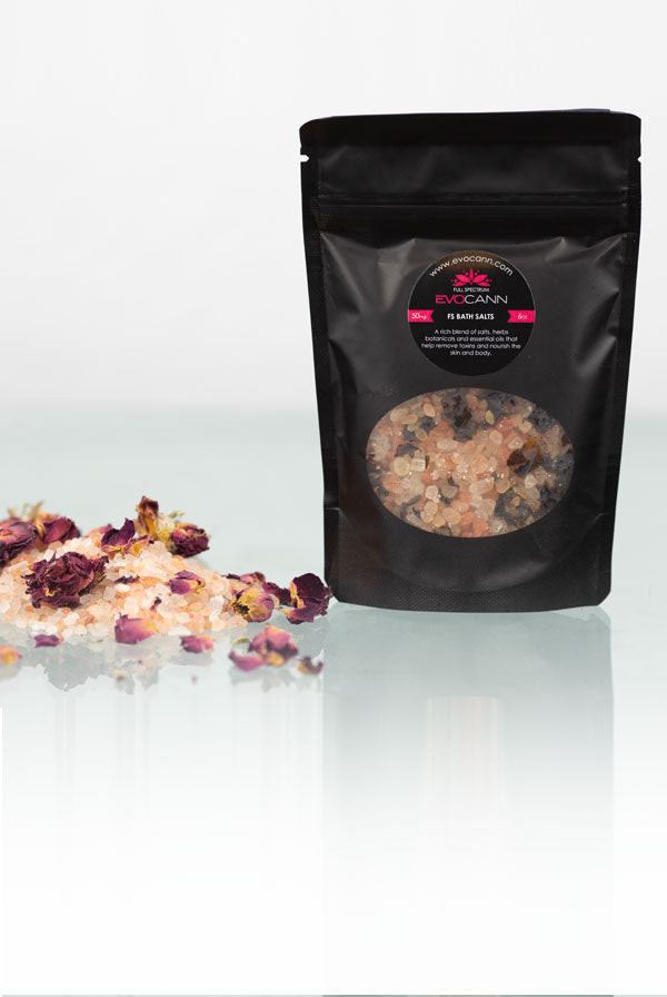 Full Spectrum Pink Himalayan Bath Salts