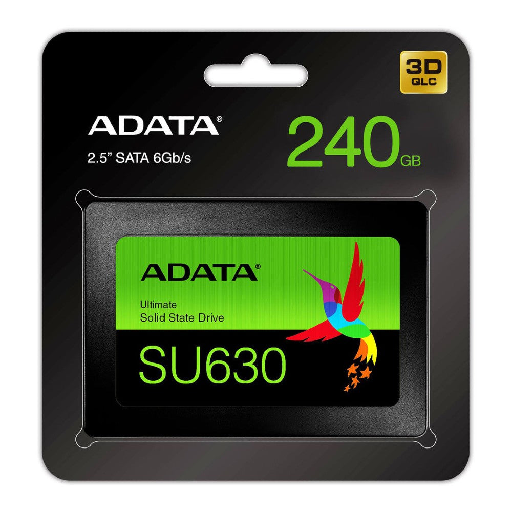 "ADATA Ultimate SU630 240GB 2.5"" SATA III Internal SSD"