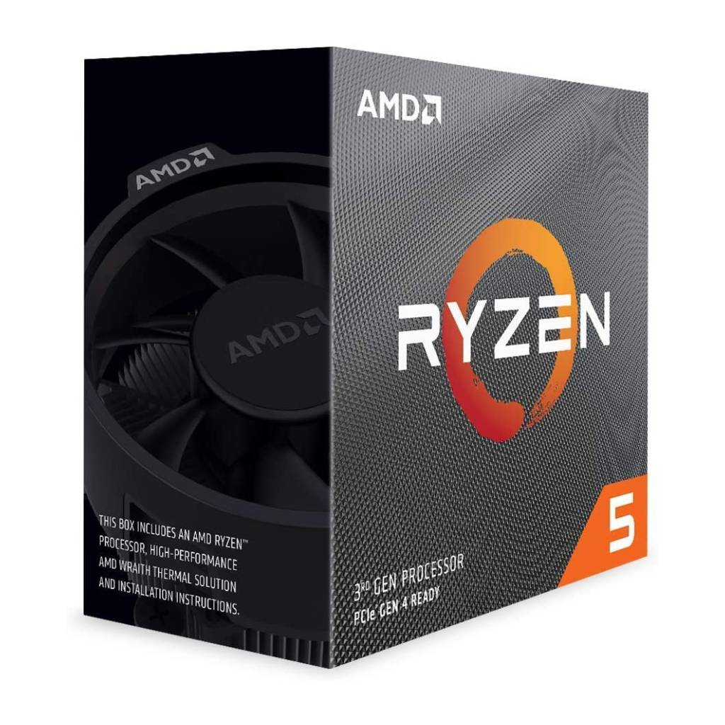 AMD Ryzen 5 3500X Processor with Wraith Spire Cooler