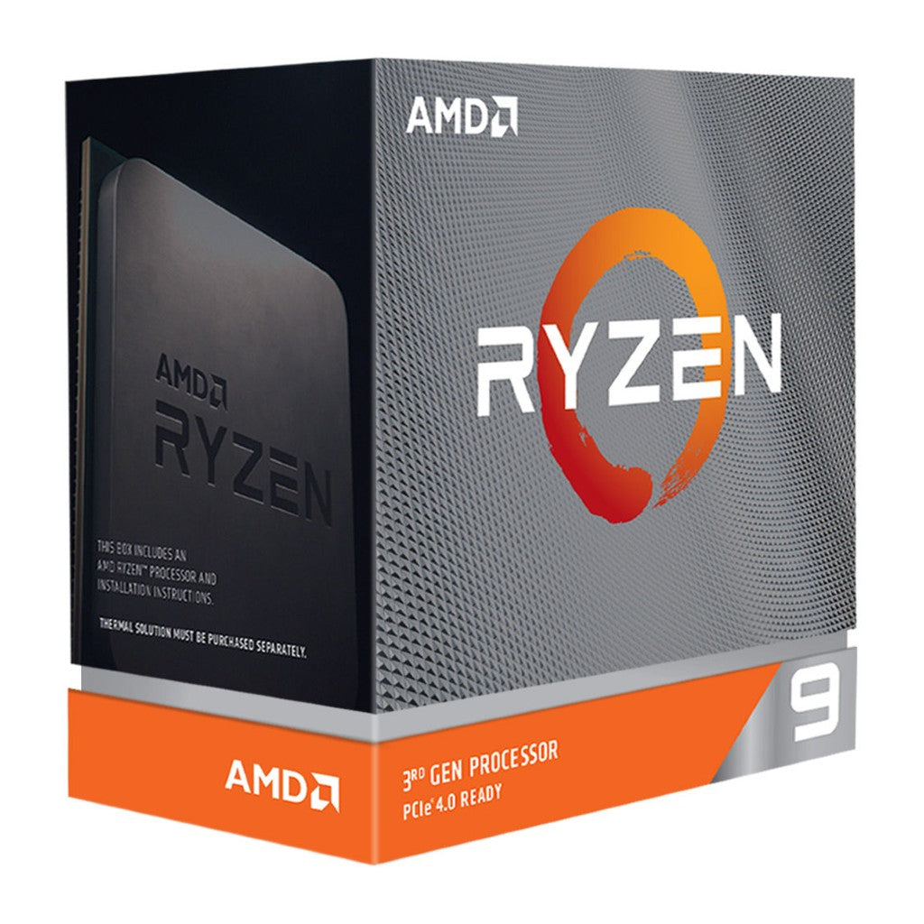 AMD Ryzen 9 3950X Desktop Processor - 100-100000051WOF