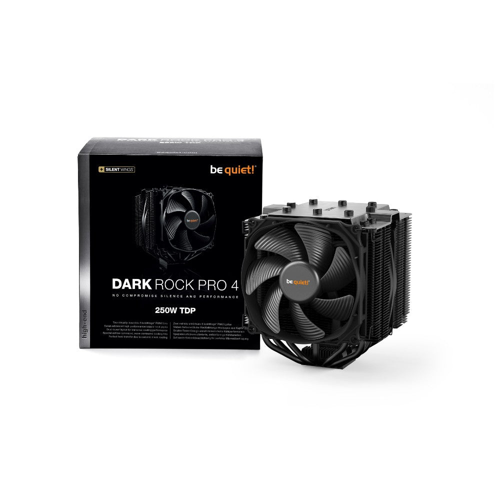 Be Quiet! DARK ROCK PRO 4 CPU Air Cooler
