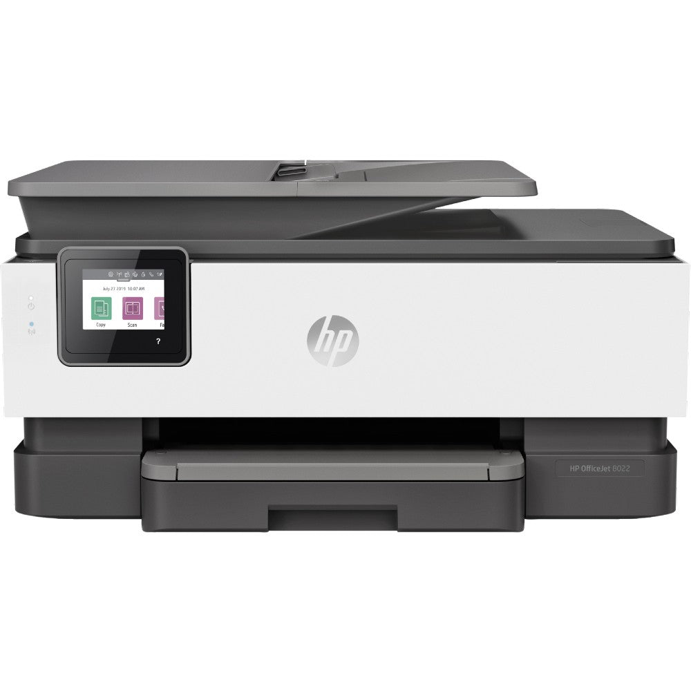 HP OfficeJet Pro 8020 All-in-One Wireless Printer