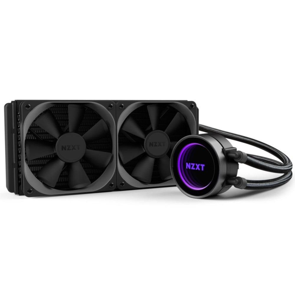 NZXT KRAKEN X52 240MM RGB AIO Liquid Cooler