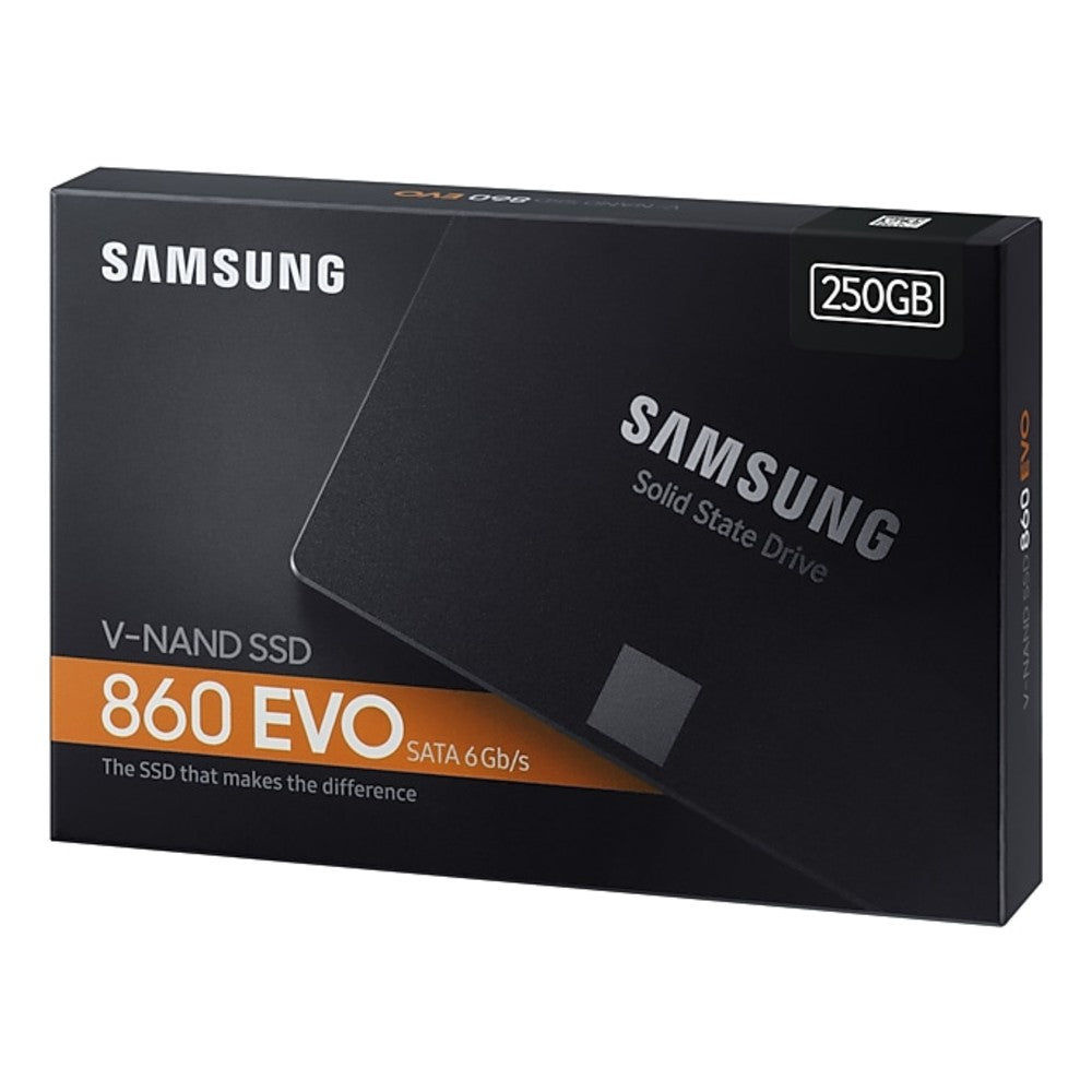 "Samsung 860 EVO 250GB 2.5"" SATA III Internal SSD"