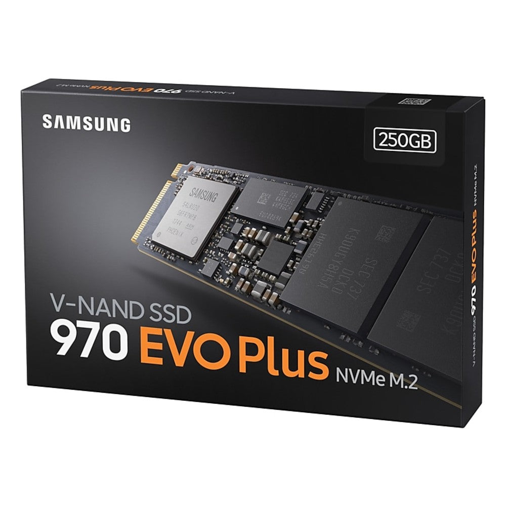 Samsung 970 EVO Plus 250GB NVMe M.2 Internal SSD