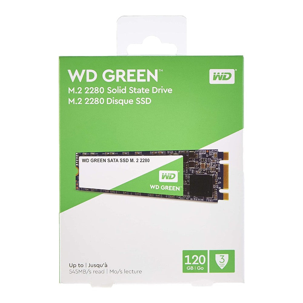 WD Green M.2 2280 SATA III Internal SSD