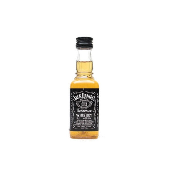JACK DANIELS 50ML MINIATURE - Thirsty Liquor Hillcrest