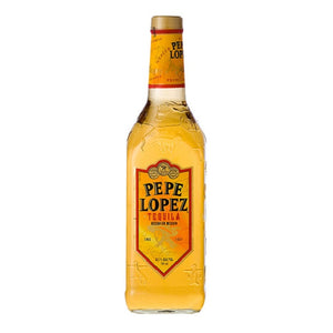 PEPE LOPEZ GOLD 700ML - Thirsty Liquor Hillcrest