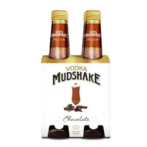 MUDSHAKE CHOCOLATE 4PK BTLS 275ML - Thirsty Liquor Hillcrest