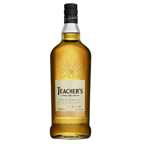 TEACHERS 1 LITRE - Thirsty Liquor Hillcrest