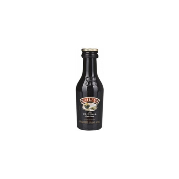 BAILEYS IRISH CREAM 50ML MINIATURE - Thirsty Liquor Hillcrest