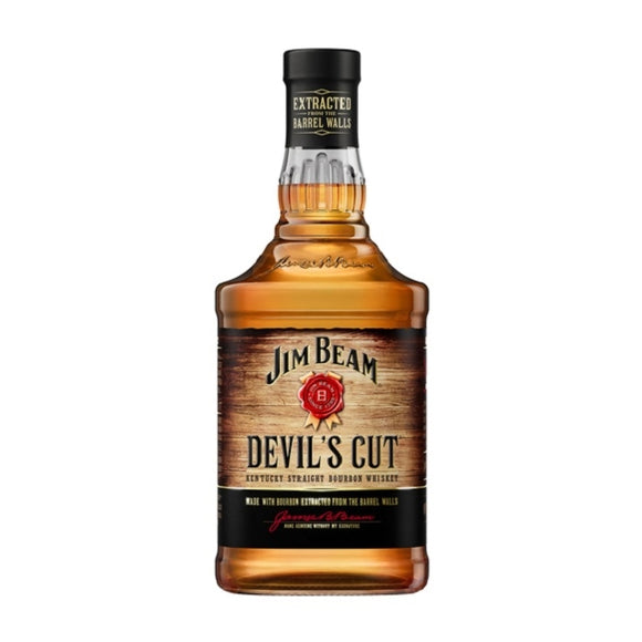 JIM BEAM DEVIL'S CUT 1 LITRE - THIRSTY LIQUOR HILLCREST