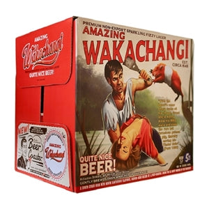 WAKACHANGI 12PK BTLS 330ML - Thirsty Liquor Hillcrest