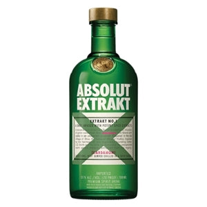 ABSOLUT EXTRACT SPICED VODKA - Thirsty Liquor Hillcrest