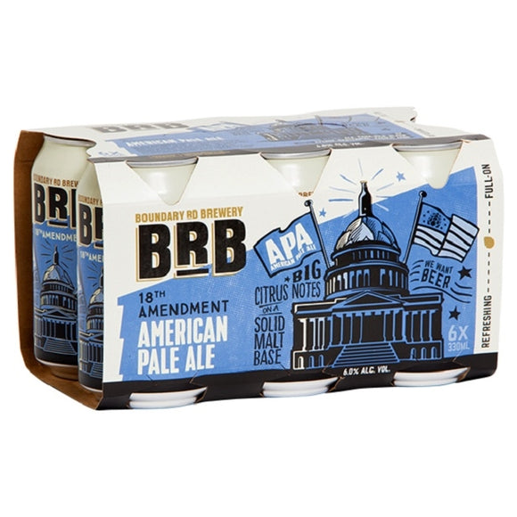 BRB APA 6PK CANS 330ML - Thirsty Liquor Hillcrest