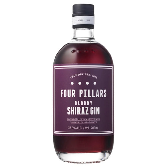 FOUR PILLARS BLOODY SHIRAZ GIN 700ML - Thirsty Liquor Hillcrest
