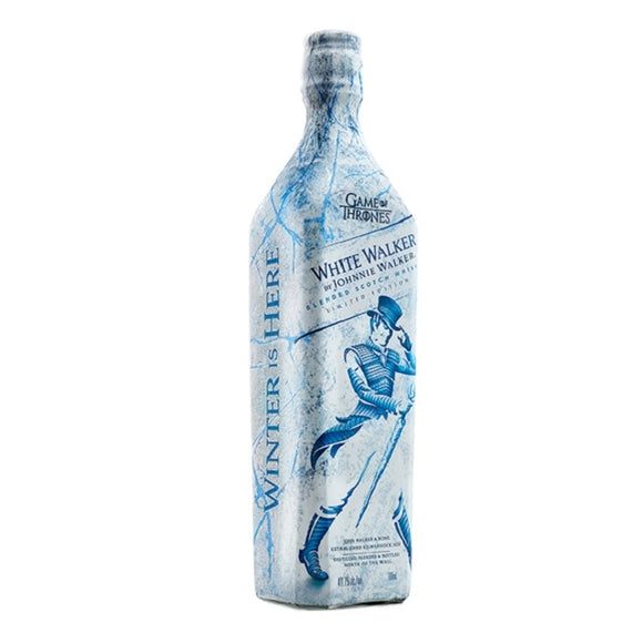 JW WHITE WALKER 700ML - Thirsty Liquor Hillcrest