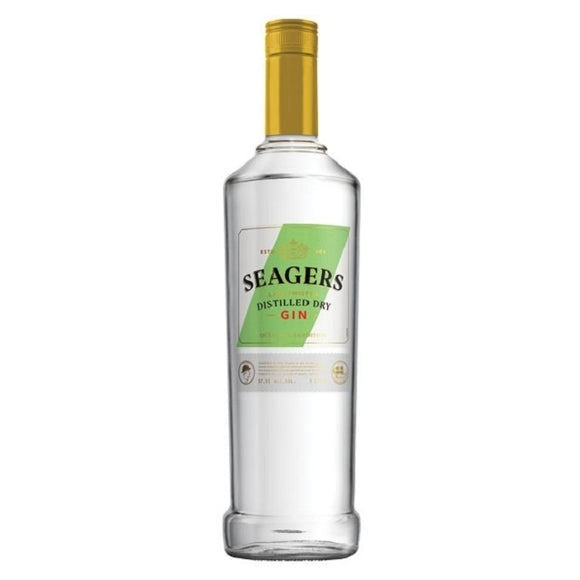 SEAGERS LIME GIN 1 LITRE - Thirsty Liquor Hillcrest