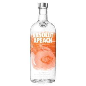 ABSOLUT APEACH 700ML - Thirsty Liquor Hillcrest