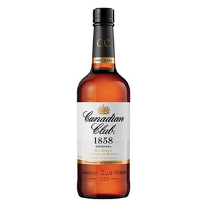 CANADIAN CLUB 1 LITRE - Thirsty Liquor Hillcrest
