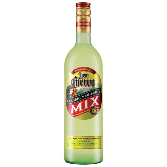 JOSE MARGARITA MIX 1 LITRE - Thirsty Liquor Hillcrest