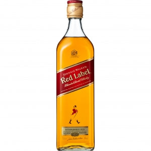 JOHNNIE WALKER RED LABEL 1 LITRE - Thirsty Liquor Hillcrest