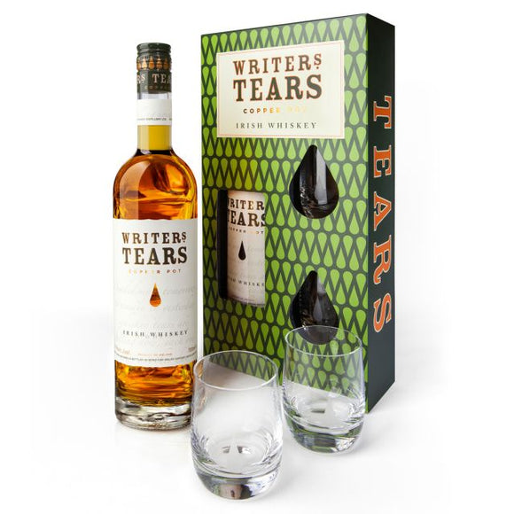 WRITERS TEARS COPPER POT 700ML GIFT PACK - Thirsty Liquor Hillcrest