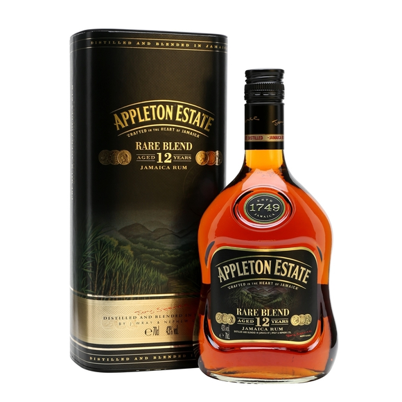 APPLETON ESTATE 12 YRS RARE 750ML - Thirsty Liquor Hillcrest