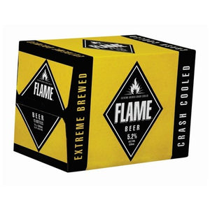 FLAME 15 PK BTLS 330ML - Thirsty Liquor Hillcrest