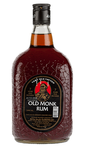 OLD MONK RUM 750ML - Thirsty Liquor Hillcrest