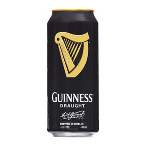 GUINNESS DRAUGHT CAN 440ML - Thirsty Liquor Hillcrest